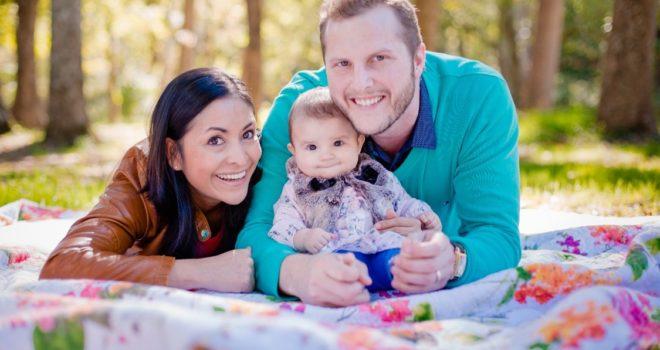 Komen Grantee Dr. Chad Pecot: Clinician-Scientist, Husband, Father & Cancer Survivor