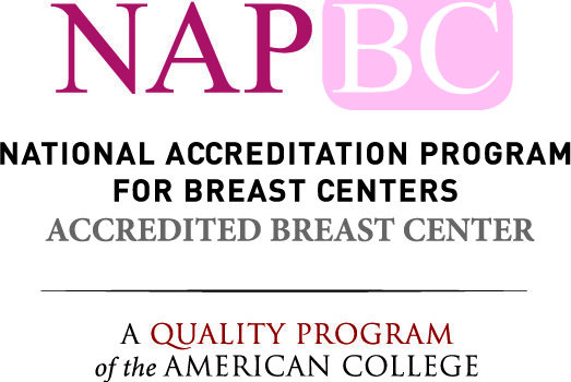 Cancer Center Accredited by National Accreditation Program for Breast Centers