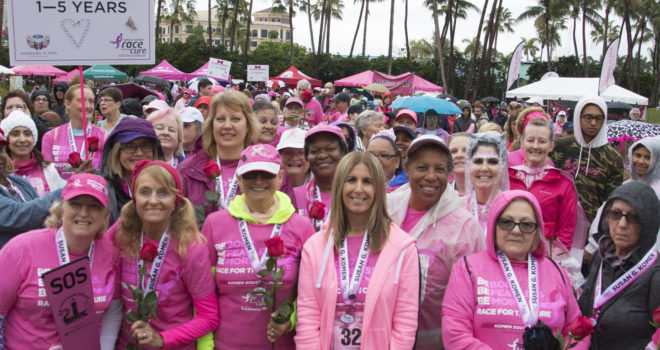 Susan G. Komen Florida Delivers on Study's Findings for Relieving Financial Burden and Psychological Costs of Breast Cancer
