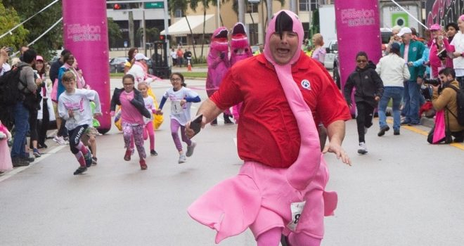 Job Listings for Volunteers of the 2020 Race For The Cure