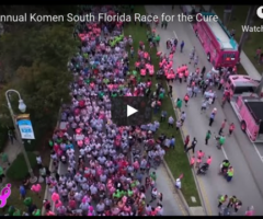 29th Annual Komen South Florida Race for the Cure Highlights