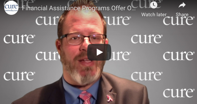Financial Assistance Programs Offer Out-of-Pocket Cost Relief to Patients with Cancer