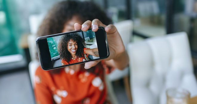How to Record a Good Selfie Video
